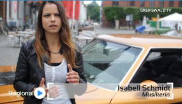 Isabell mit neuem Video